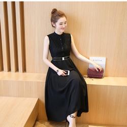 Đầm Vintage phối ren - NH136