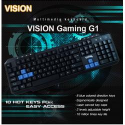 bàn phím game vision G1 PS2