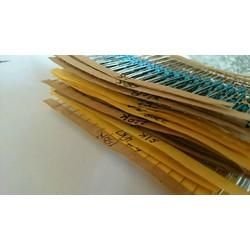 Bộ điện trở thông dụng 600 con - Resistor Kit