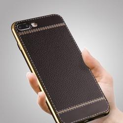 Ốp lưng dẻo giả da cho Iphone 6 Plus cực đẹp