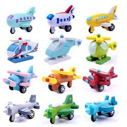 Bộ mô hình 12 máy bay mini xuất Nhật