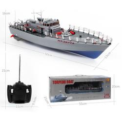 Mô hình tàu điều khiển từ xa Torpedo Boat tỷ lệ 1 : 115