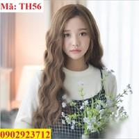 Tóc Giả Nữ Hàn Quốc Tặng Lưới - TH56