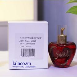 Nước hoa Tester Lolita Lempicka Sweet EDP 100ml