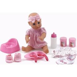 Bộ búp bê bé tập chăm em - Giá Cực Sốc