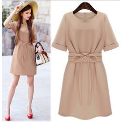 Đầm suông thời trang dành cho người mập cao cấp - 71912