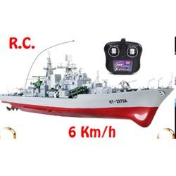 Mô hình tàu khu trục điều khiển từ xa tỷ lệ 1 : 275