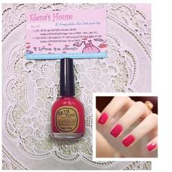 Sơn móng tay Nail Vita Skinfood PK216 hồng cánh sen