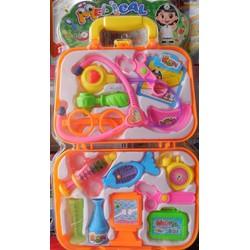Vail đồ chơi bác sĩ  - Giá Cực Sốc