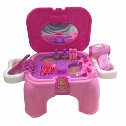 Bộ đồ chơi trang điểm hình ghế độc đáo cho bé