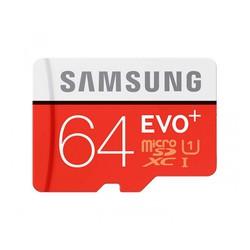 Thẻ nhớ 64GB Samsung Evo Plus C10 80MB cho camera 4k