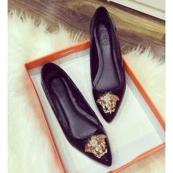 Giày búp bê nữ mũi nhọn - G00584