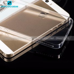 Ốp lưng iPhone 5 5S Hoco Crystal Clear Case TPU