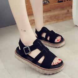 Giày Sandal nữ cá tính kiểu dáng thời trang Hàn Quốc - SG0307