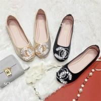 Giày búp bê nhủ Chanel