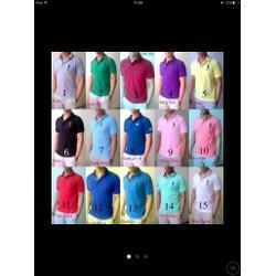 áo thun polo thuong hiệu hàng việt chất lượng cao