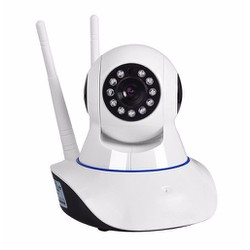 Camera HD Wireless IP quan sát - xoay 360 độ