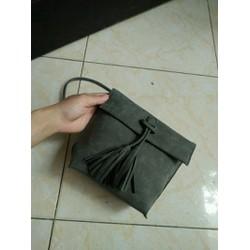 Túi xách da mềm