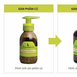 TINH DẦU PHỤC HỒI BIỂU BÌ TÓC Macadamia Healing Oil Treatment 125ML