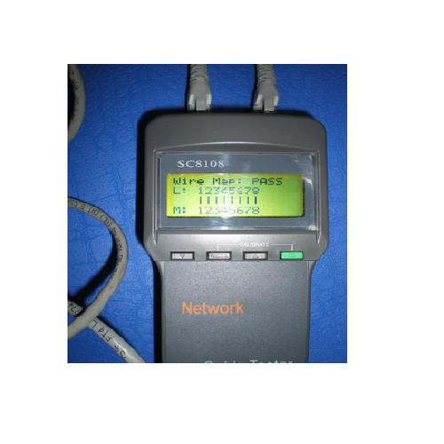 Máy test cáp mạng cao cấp SC8108 2