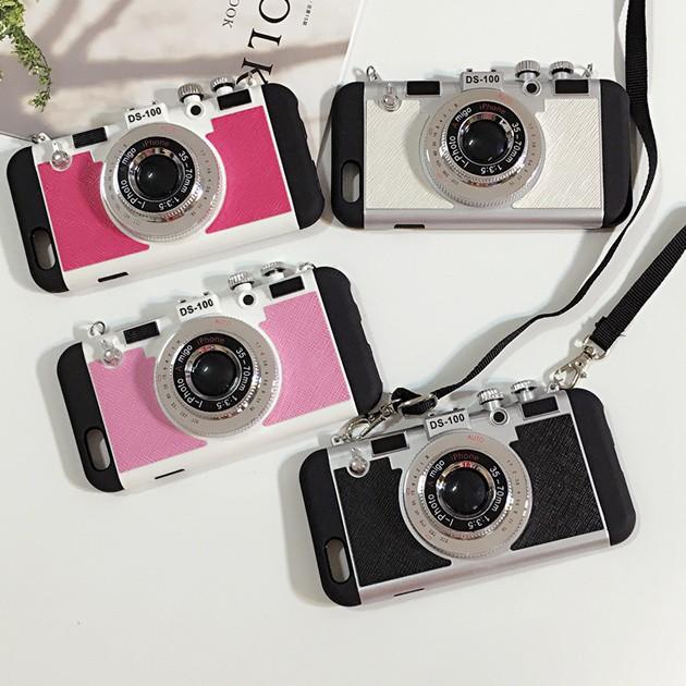 Shop Hàng Độc - Ốp lưng kiểu dáng máy ảnh amigo cho IP6 1