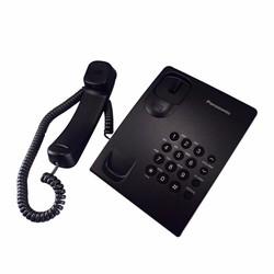 Điện thoại bàn Panasonic TS 500 Đen