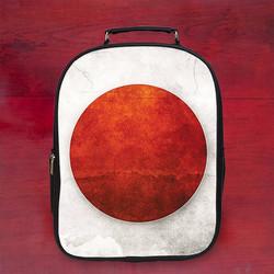 Balo in hình lá cờ Nhật đẹp k1 - Size Lớn