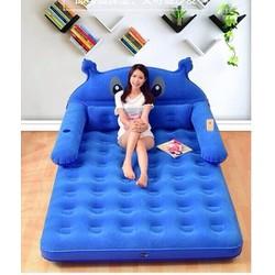 Giường hơi hoạt hình cao cấp