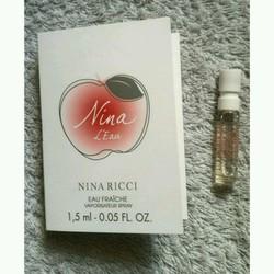 Nước hoa Vial Nina Laeu for women