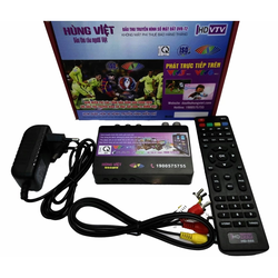 Đầu thu kỹ thuật số DVB-T2 model HD-555