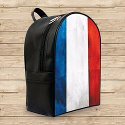 Balo in hình lá cờ Pháp đẹp k3 - Size Nhỏ