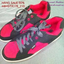 giày thể thao nam màu sắc trẻ trung GTA178
