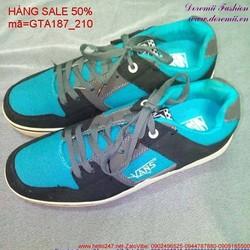 giày thể thao nam màu sắc trẻ trung GTA187