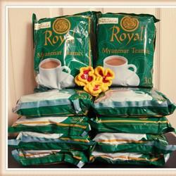 Bộ sản phẩm 10 gói trà sữa Myanmar