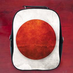 Balo in hình lá cờ Nhật đẹp - Size Nhỏ