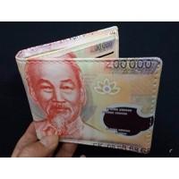 Bóp da hình tiền 200K