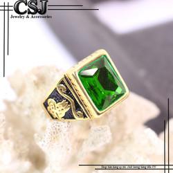 Nhẫn inox nam đẹp cao cấp giá tốt nhất HCM - mẫu N518