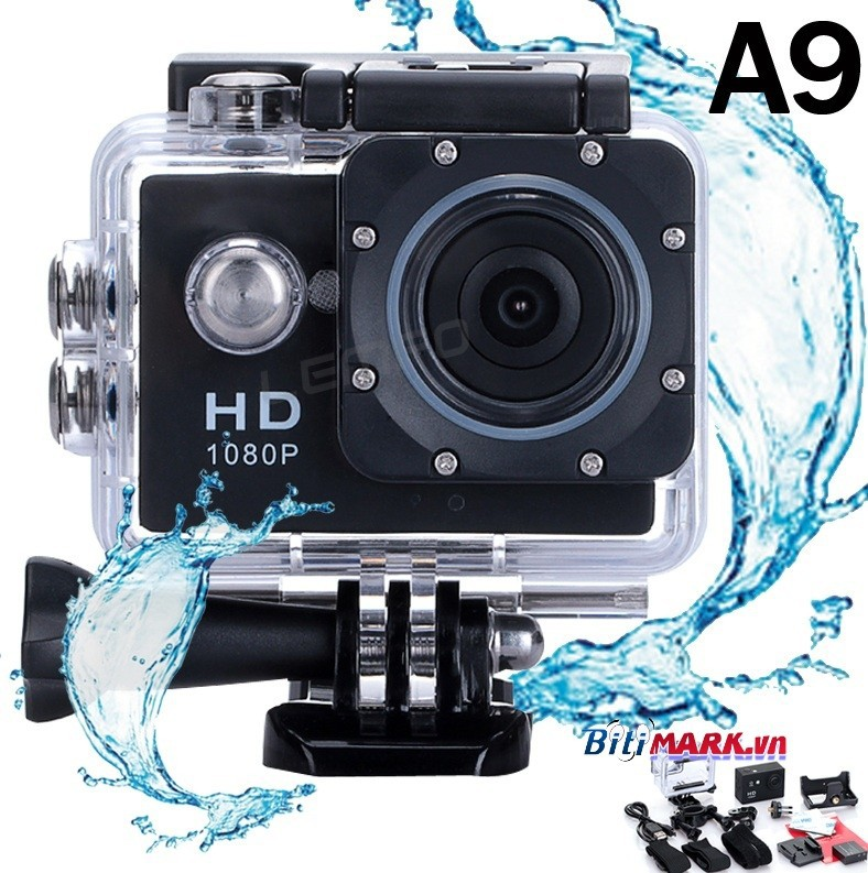 CAMERA HÀNH TRÌNH HD1080  SPORT A8-A9 2