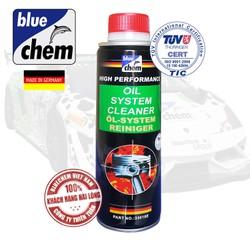 Chai vệ sinh và bảo vệ động cơ Bluechem Oil System Cleaner 250ml