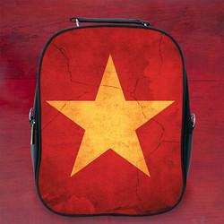 Balo in hình lá cờ Việt Nam đẹp - Size Nhỏ