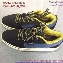 giày thể thao nam cổ thấp bụi bặm GTA168