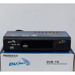 Đầu thu Kỹ thuật số DVB T2 HD Dunals