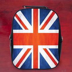 Balo in hình lá cờ Anh đẹp - Size Nhỏ