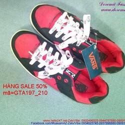 giày thể thao nam cổ thấp bụi bặm GTA197