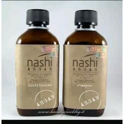 Dầu gội và dầu xả dưỡng phục hồi tóc Nashi Argan 200ml