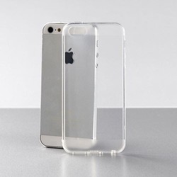 Ốp lưng  iPhone 4-5-6 dẻo trong suốt silicon