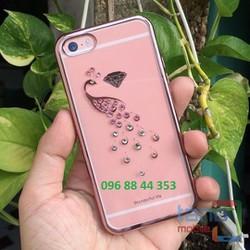 Ốp lưng iPhone 5 - 6 hình công phượng đính đá