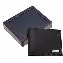 Bóp da Tommy Hilfiger Leather Men Multi-Card Bifold Passcase 29749