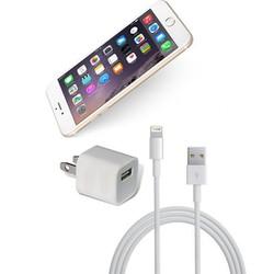 Bộ Cáp Sạc Cho iPhone 5 6 Zin Hộp Lớn