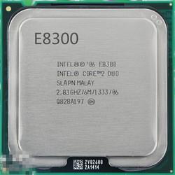 CPU Core 2 Duo E8300 - Hàng Đã Qua Sử Dụng
